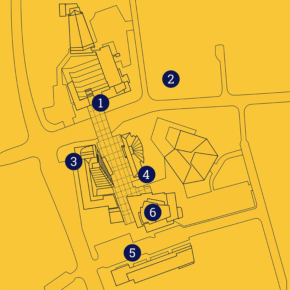 The Aalto Centre in Seinäjoki