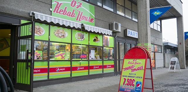 07 kebab house seinäjoki