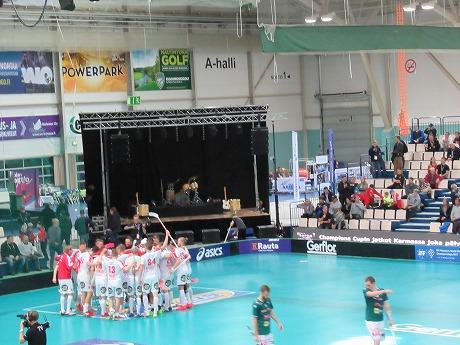Floorball Champions Cup 2017