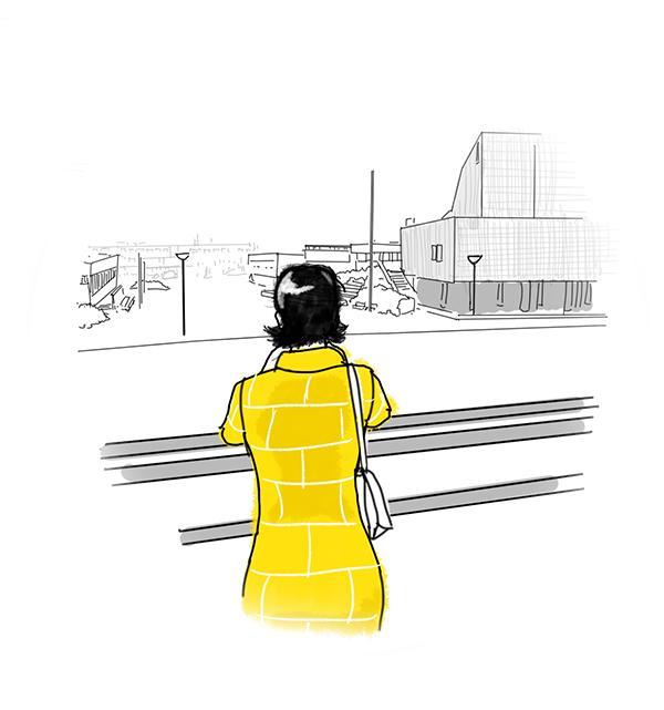 Aalto-tarina: kaupungintalo