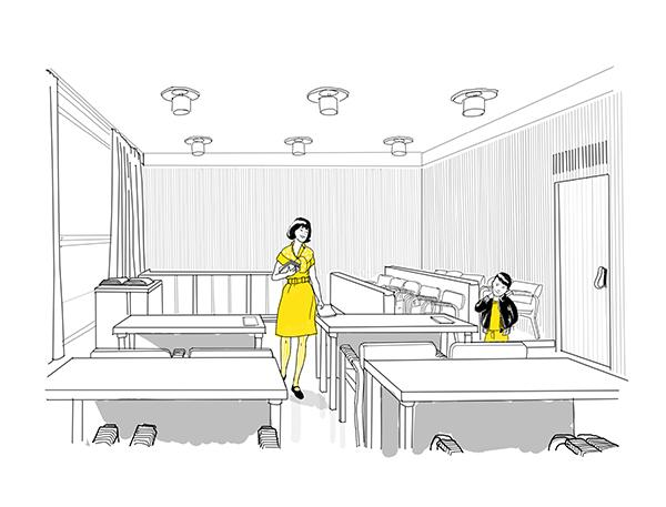 Aalto-tarina: virastotalo