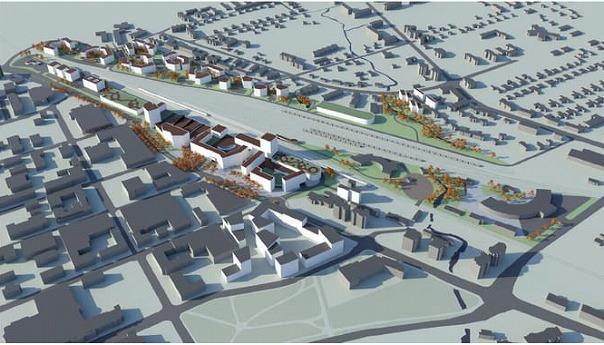 New City Plan / 新しい都市計画