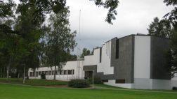 Alvar Aalto Alajärvi - Nelimarkkamuseo