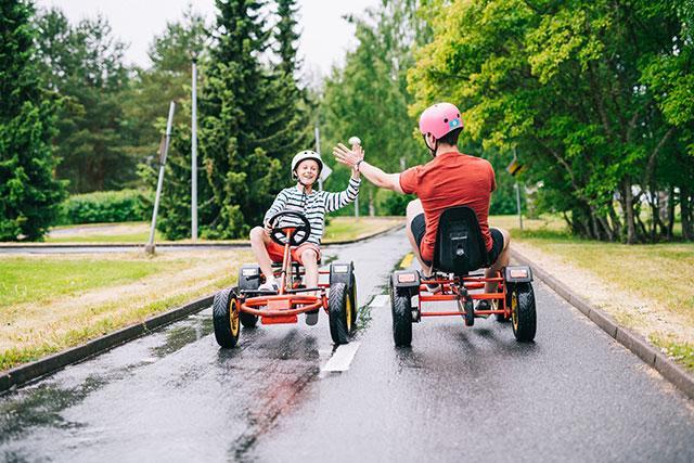 Liikennepuisto Seinäjoki