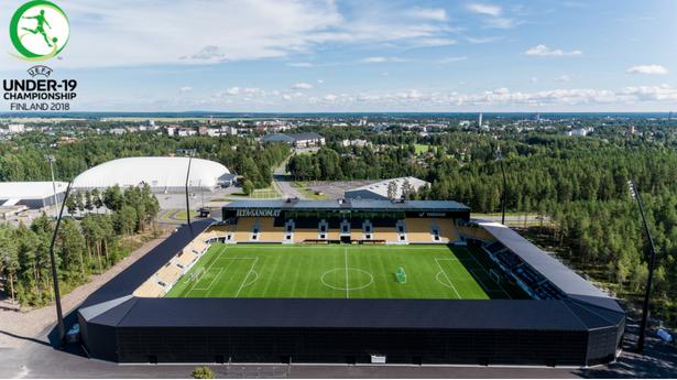 0aa9314394d0 UEFA Under-19 Championship Finland 2018. Live Football in Seinäjoki    Vaasa