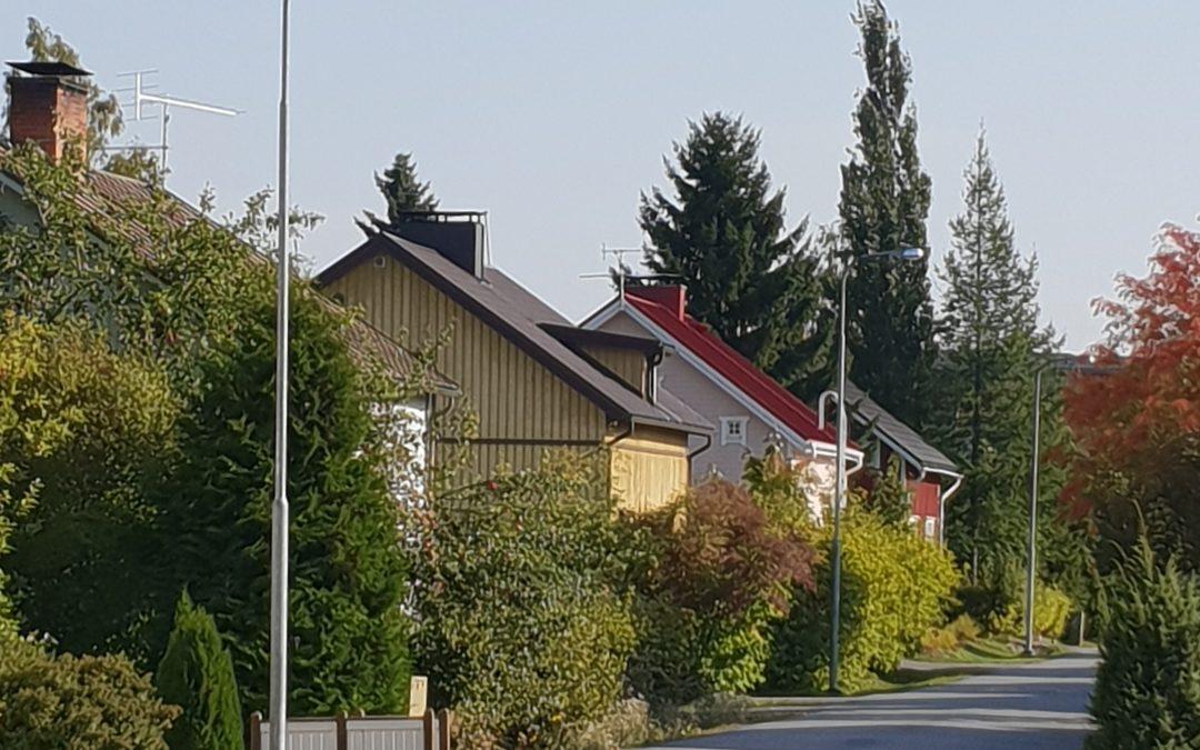 """Walk Back In Time Through Hallila, Seinäjoki's """"Old Town"""""""