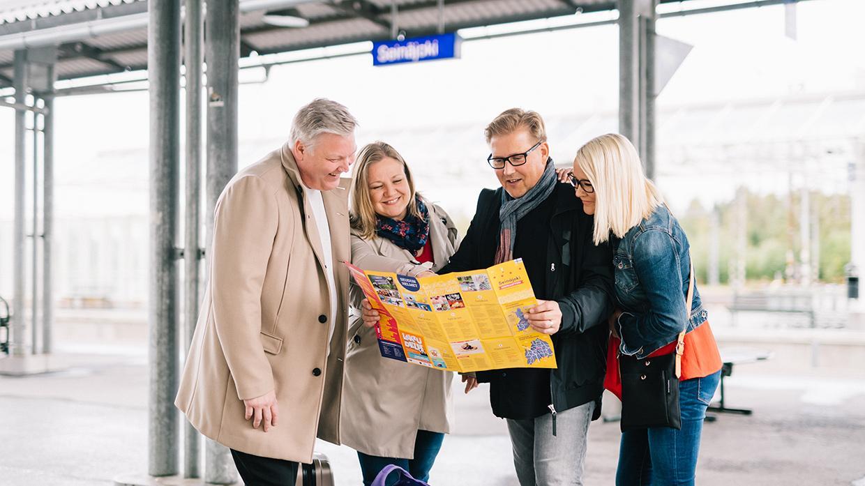 Visit Seinäjoki - Sukkulaseikkailu Seinäjoelle