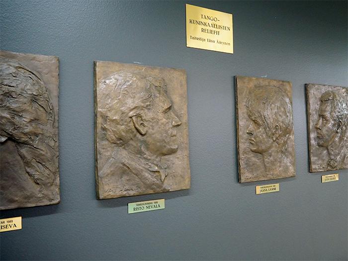 Visit Seinäjoki patsaskierros - Tangoreliefit