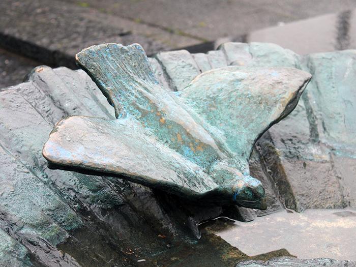 Visit Seinäjoki patsaskierros - Elämän lähteellä