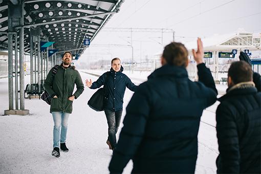 Visit Seinäjoki - Äijäretki Seinäjoelle