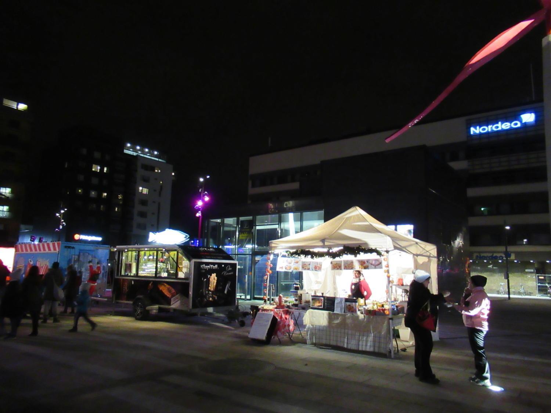 Keskkustori Christmas market