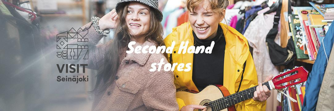 Second hand shop challenge