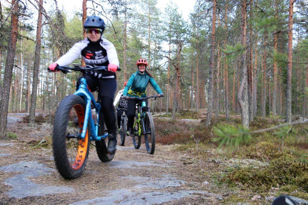 Seinäjoki pyöräily maastossa 3