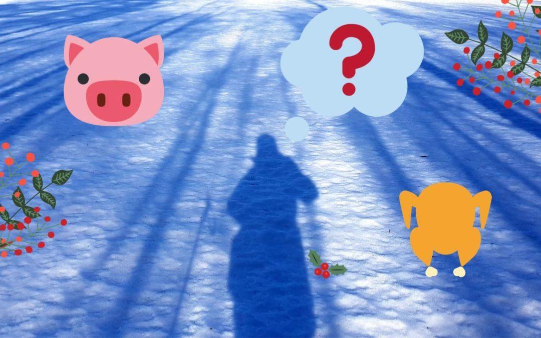 Kinkkua vai kalkkunaa? Joulunviettoa Britanniassa