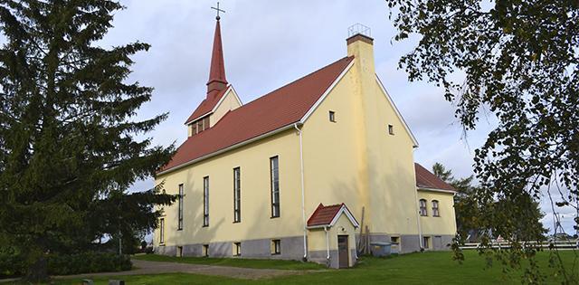 Kitinojan kirkko