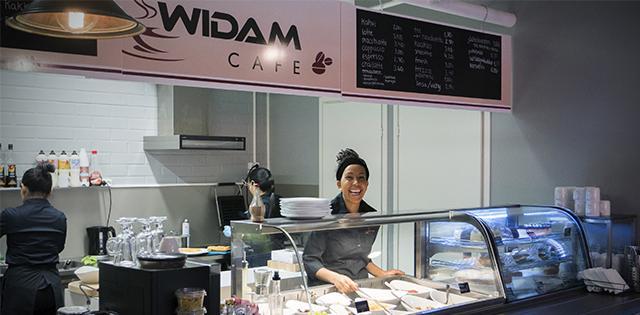 Widam Cafe Seinäjoki