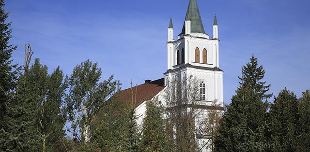 ylistaro kirkko